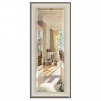 Зеркало в багетной раме с фацетом Evoform Exclusive 63х148см