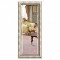 Зеркало в багетной раме с фацетом Evoform Exclusive 62х147см