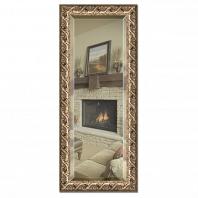 Зеркало в багетной раме с фацетом Evoform Exclusive 61х146см