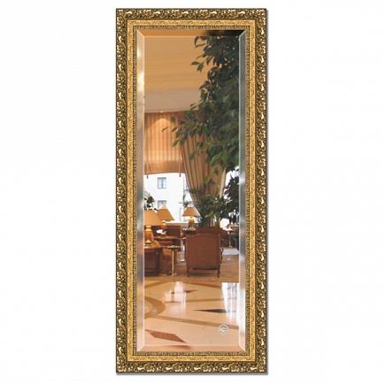 Зеркало в багетной раме с фацетом Evoform Exclusive 60х145см BY 1270
