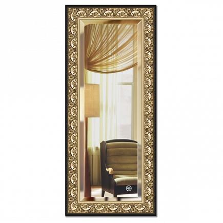 Зеркало в багетной раме с фацетом Evoform Exclusive 65х150см BY 1271