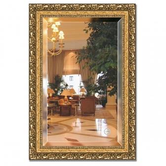 Зеркало в багетной раме с фацетом Evoform Exclusive 65х95см BY 1280