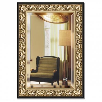 Зеркало в багетной раме с фацетом Evoform Exclusive 70х100см BY 1281