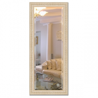 Зеркало в багетной раме с фацетом Evoform Exclusive 65х155см BY 1282