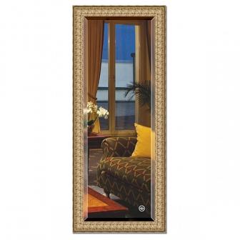 Зеркало в багетной раме с фацетом Evoform Exclusive 63х153см BY 1283