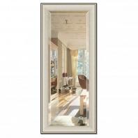 Зеркало в багетной раме с фацетом Evoform Exclusive 68х158см
