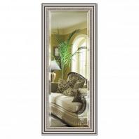 Зеркало в багетной раме с фацетом Evoform Exclusive 66х156см