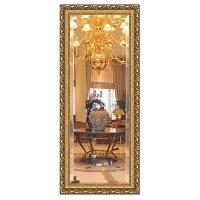 Зеркало в багетной раме с фацетом Evoform Exclusive 65х155см