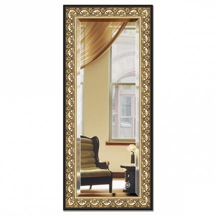 Зеркало в багетной раме с фацетом Evoform Exclusive 70х160см BY 1291