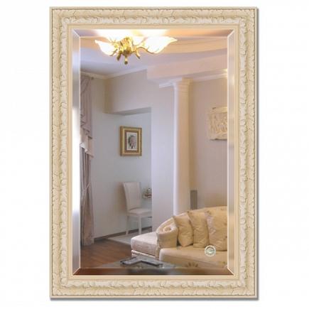 Зеркало в багетной раме с фацетом Evoform Exclusive 75х105см BY 1292