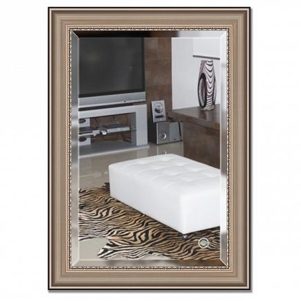Зеркало в багетной раме с фацетом Evoform Exclusive 76х106см BY 1295