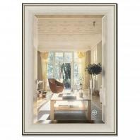Зеркало в багетной раме с фацетом Evoform Exclusive 78х108см
