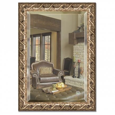 Зеркало в багетной раме с фацетом Evoform Exclusive 76х106см BY 1299