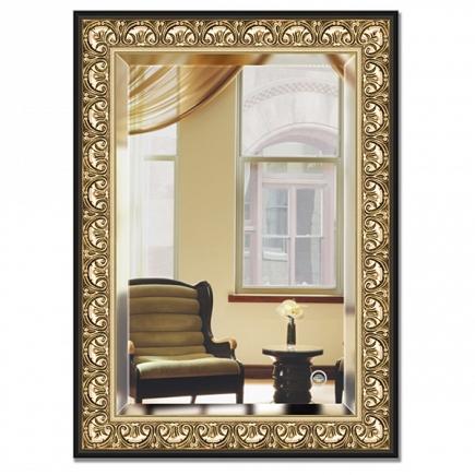 Зеркало в багетной раме с фацетом Evoform Exclusive 80х110см BY 1301
