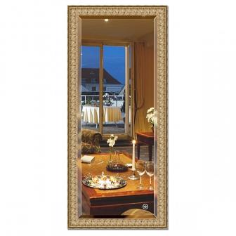 Зеркало в багетной раме с фацетом Evoform Exclusive 73х163см BY 1303