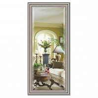 Зеркало в багетной раме с фацетом Evoform Exclusive 76х166см