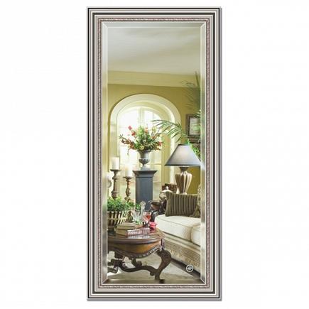 Зеркало в багетной раме с фацетом Evoform Exclusive 76х166см BY 1307