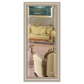 Зеркало в багетной раме с фацетом Evoform Exclusive 77х167см BY 1308