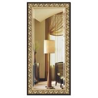 Зеркало в багетной раме с фацетом Evoform Exclusive 80х170см