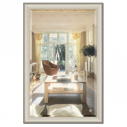 Зеркало в багетной раме с фацетом Evoform Exclusive 118х178см BY 1316