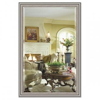Зеркало в багетной раме с фацетом Evoform Exclusive 116х176см BY 1317