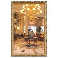 Зеркало в багетной раме с фацетом Evoform Exclusive 115х175см