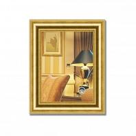 Зеркало в багетной раме Evoform Definite 43х53см