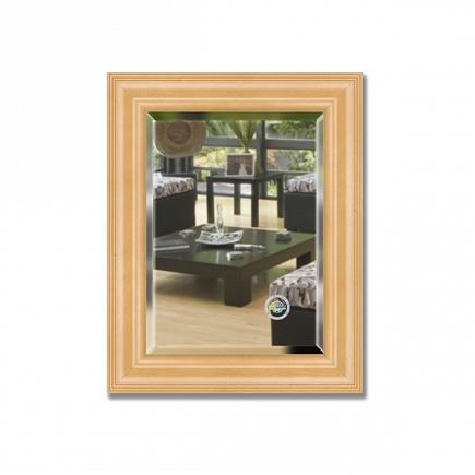 Зеркало в багетной раме с фацетом Evoform Exclusive 42х52см BY 1355