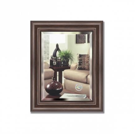 Зеркало в багетной раме с фацетом Evoform Exclusive 42х52см BY 1356