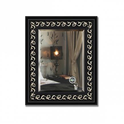 Зеркало в багетной раме с фацетом Evoform Exclusive 45х55см BY 1357