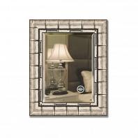 Зеркало в багетной раме с фацетом Evoform Exclusive 43х53см