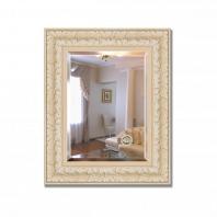 Зеркало в багетной раме с фацетом Evoform Exclusive 45х55см