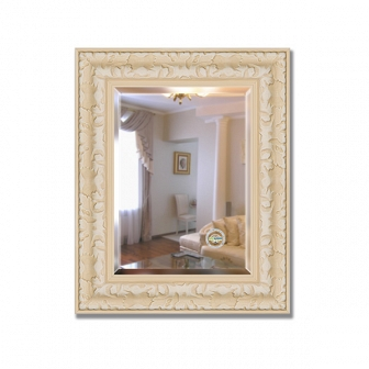 Зеркало в багетной раме с фацетом Evoform Exclusive 45х55см BY 1364