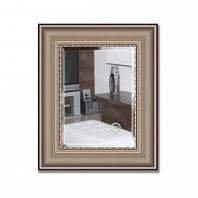 Зеркало в багетной раме с фацетом Evoform Exclusive 47х57см
