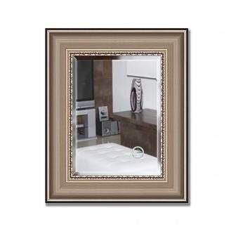 Зеркало в багетной раме с фацетом Evoform Exclusive 47х57см BY 1367
