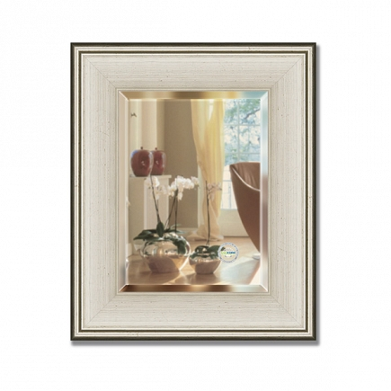 Зеркало в багетной раме с фацетом Evoform Exclusive 48х58см BY 1368