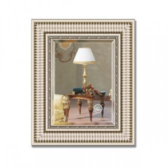 Зеркало в багетной раме с фацетом Evoform Exclusive 47х57см BY 1370