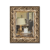 Зеркало в багетной раме с фацетом Evoform Exclusive 46х56см