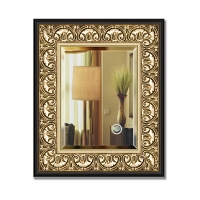 Зеркало в багетной раме с фацетом Evoform Exclusive 50х60см