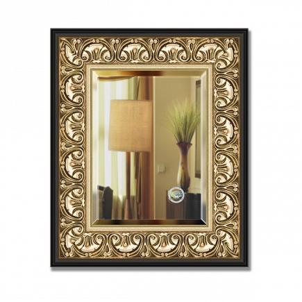 Зеркало в багетной раме с фацетом Evoform Exclusive 50х60см BY 1373