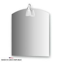 Зеркало со светильником Ellux Classic 55х65см