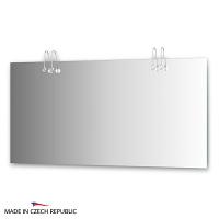 Зеркало со светильниками Ellux Cristal 150х75см