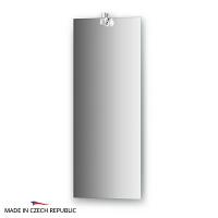 Зеркало со светильником Ellux Cristal 30х75см