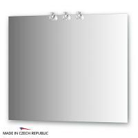Зеркало со светильниками Ellux Cristal 90х75см