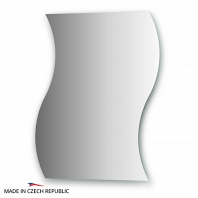 Зеркало со шлифованной кромкой FBS Prima 60х75см