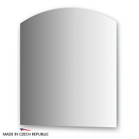Зеркало с частичным фацетом FBS Practica 70x80см