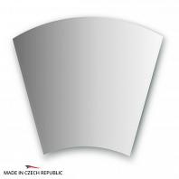 Зеркало с частичным фацетом FBS Practica 70x60см