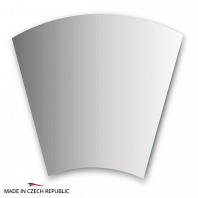 Зеркало с частичным фацетом FBS Practica 90x80см