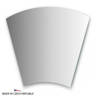 Зеркало с частичным фацетом FBS Practica 90x80см CZ 0410