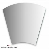 Зеркало с частичным фацетом FBS Practica 110x100см